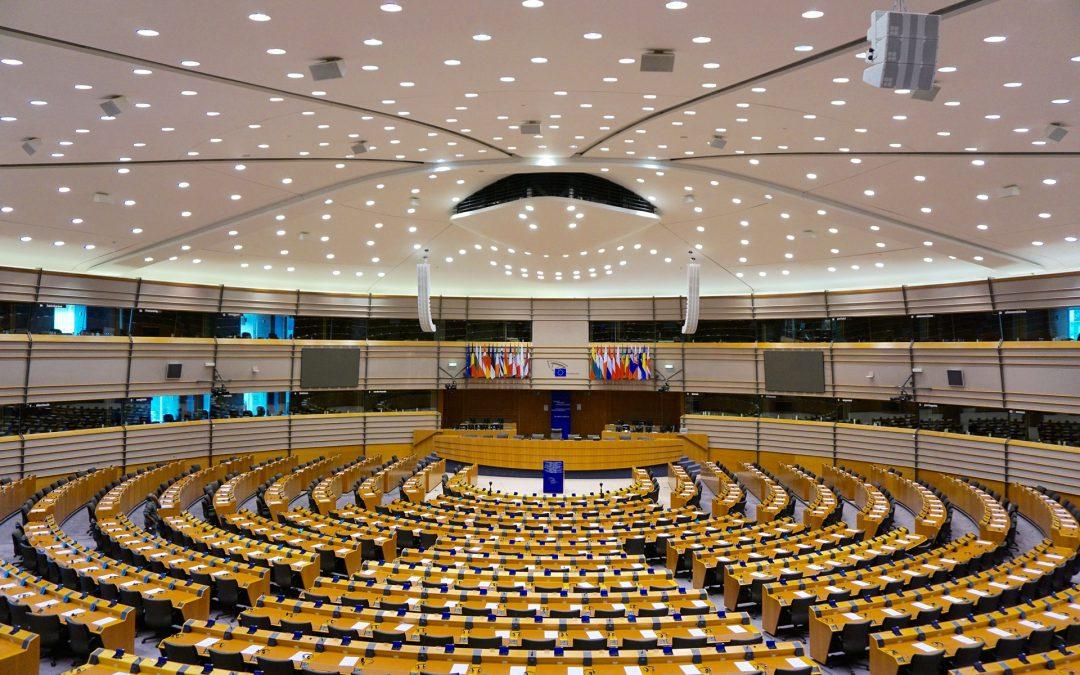 """""""Im Europäischen Parlament geht es um jede Stimme"""""""